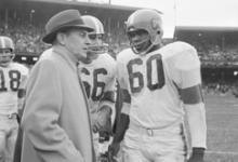 Paul Brown and John Wooten